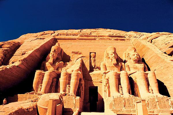 Sonnenwunder von Abu Simbel - Ägypten