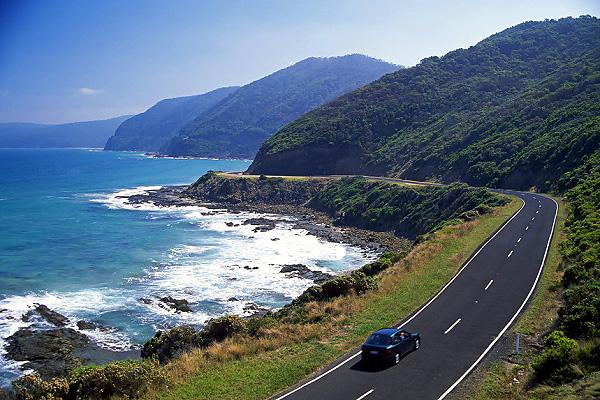 Drive The Tour Of California Roads